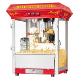 8oz Classic Popcorn Popper Machine Counter Top Color: Red - Chickadee Solutions - 1