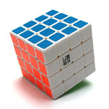 Gamcube YJ Yusu 4x4x4 Speed Cube Puzzle White - Chickadee Solutions - 1