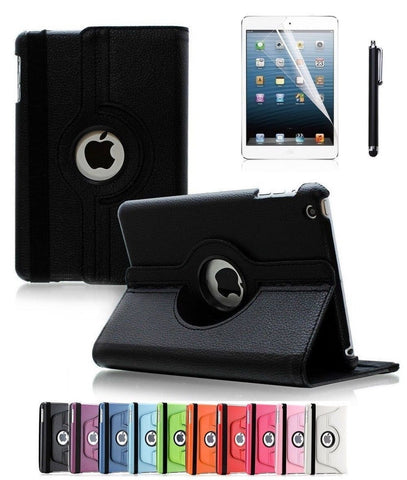 ShopNY Case - Apple iPad Mini Case - 360 Degree Rotating Stand Case Cover wit... - Chickadee Solutions - 1