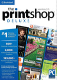 The Print Shop Deluxe 3.5 PC Disc - Chickadee Solutions - 1