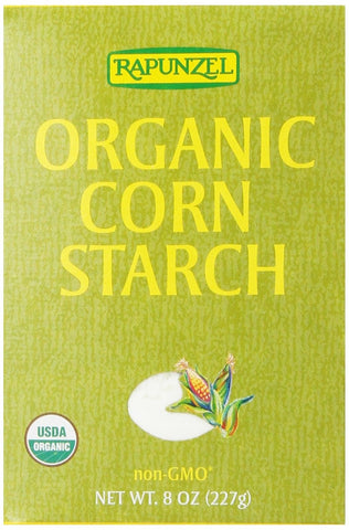 Rapunzel Pure Organic Corn Starch 8-Ounce Boxes (Pack of 6) Rapunzel - Chickadee Solutions - 1