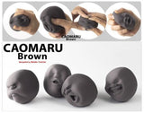 4pcs/set Vent Human Face Ball Anti-stress Ball of Japanese Design Cao Maru Ca... - Chickadee Solutions - 1