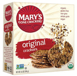 Mary's Gone Crackers Original 6.5 Ounce (Pack of 12) - Chickadee Solutions - 1