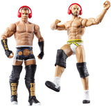 WWE Tyson Kidd and Cesaro Figure (2-Pack) - Chickadee Solutions - 1