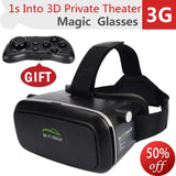 Motoraux 3D VR Virtual Reality Glasses Headset Suitable for Google iPhone S... - Chickadee Solutions - 1