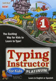 Typing Instructor For Kids Platinum MAC - Chickadee Solutions - 1
