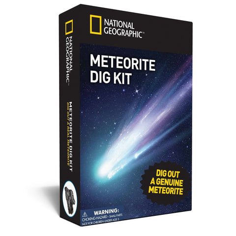 Meteorite Dig Kit - A Space Science Adventure by National Geographic - Chickadee Solutions - 1