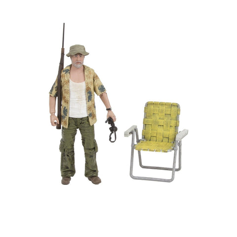 McFarlane Toys The Walking Dead TV Series 8 Dale Horvath Action Figure - Chickadee Solutions - 1