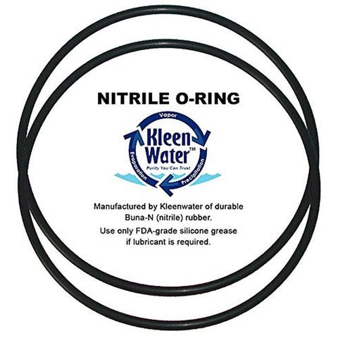 Whirlpool WHKF-DWHV WHCF-DWHV WHKF-DWH & WHKF-DUF Water Filter O-Rings by Kle... - Chickadee Solutions - 1
