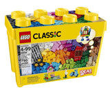 LEGO Classic Large Creative Brick Box 10698 - Chickadee Solutions - 1