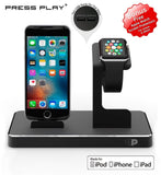 ONE Dock APPLE CERTIFIED Power Station Dock Stand & Charger for Apple Watch S... - Chickadee Solutions - 1