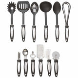 BF Systems KTOOL12 12 Piece Kitchen Cooking Tool (Utensil) Set - Chickadee Solutions