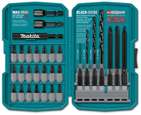 Makita T-01373 38 Piece Impact Drill-Driver Bit Set Inquiries - by email - Chickadee Solutions