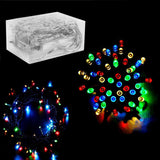 30 Mini Bulb LED Battery Operated Fairy String Lights in Assorted Colors for ... - Chickadee Solutions - 1