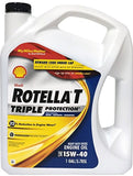 Rotella 550019913 T Triple Protection CJ-4 15W-40 Motor Oil - 1 Gallon - Chickadee Solutions