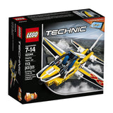 LEGO Technic Display Team Jet 42044 Building Kit Inquiries - by email - Chickadee Solutions - 1