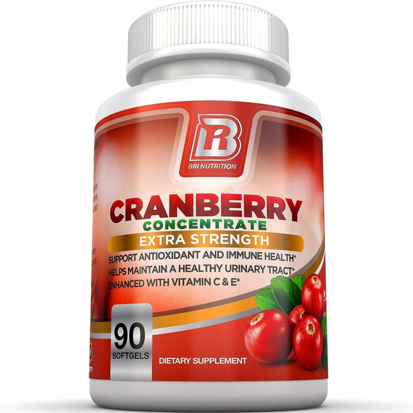 Nature S Bounty Cranberry Nutrition