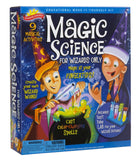 Scientific Explorer Magic Science Kit for Wizards Only - Chickadee Solutions - 1