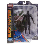 "Disney Marvel Select Black Panther 7"" Action Figure (Special Exclusive Edition) - Chickadee Solutions - 1"