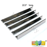 bbq factory JPX36 JPX37 Replacement Stainless Steel Flavorizer Bars / heat pl... - Chickadee Solutions