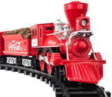 Lionel Trains Coca-Cola Holiday G-Gauge Train Set Standard Packaging - Chickadee Solutions - 1