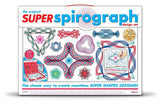 Super Spirograph 75-piece Jumbo Kit (50th Anniversary Edition) - Chickadee Solutions - 1