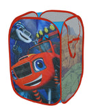 Nickelodeon Blaze & The Monster Machines Pop Up Hamper - Chickadee Solutions - 1