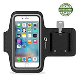 Waterproof Sports Phone Armband with Key Holder for iPhone- Good for Hiking B... - Chickadee Solutions - 1