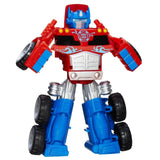 Playskool Heroes Transformers Rescue Bots Optimus Prime Rescue Trailer - Chickadee Solutions - 1