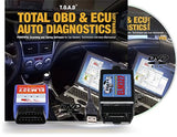 Total Car Diagnostics TOAD (Total OBD & ECU Auto Diagnostics) Software + ELM3... - Chickadee Solutions - 1