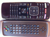 New VIZIO Smart TV Qwerty keyboard remote XRT302 - Chickadee Solutions - 1