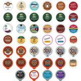 Coffee Variety Sampler Pack for Keurig K-Cup Brewers 40 Count - Chickadee Solutions - 1