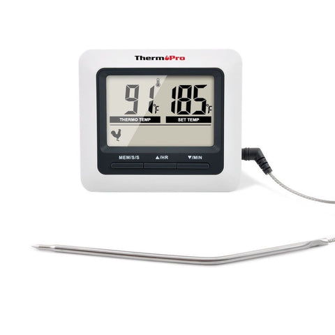 bios professional meat thermometer manual