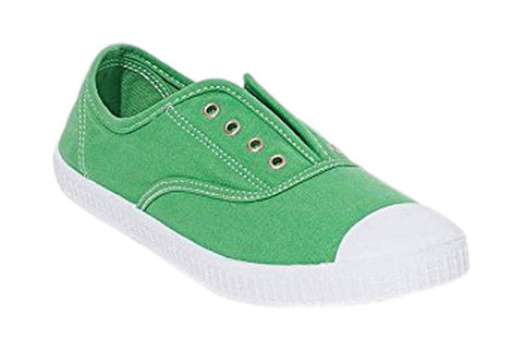 Charming Charlie Women's Abbi Stretch Sneaker Bright Green 7 B(M) US - Chickadee Solutions