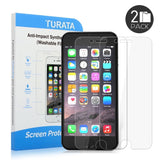 TURATA Ultra-Thin Crystal Clear Screen Protector for iPhone 6s Plus/6 Plus - ... - Chickadee Solutions - 1