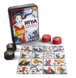 Niya - a game by Bruno Cathala - Chickadee Solutions - 1