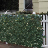 "Best Choice Products Faux Ivy Privacy Fence Screen 94"" X 39"" Artificial Hedge... - Chickadee Solutions - 1"