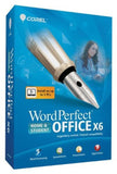 Corel WordPerfect Office X6 Home & Student [Old Version] PC Disc - Chickadee Solutions