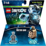 Dr. Who Cyberman Fun Pack - Lego Dimensions Dr. Who Cyberman Fun Pack - Chickadee Solutions - 1
