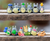 OliaDesign Anime Totoro Figure (12 Piece) - Chickadee Solutions - 1