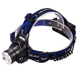 MinminTown(TM) 2016 New Release Rechargeable Headlamp 3 Modes LED Super Brigh... - Chickadee Solutions - 1