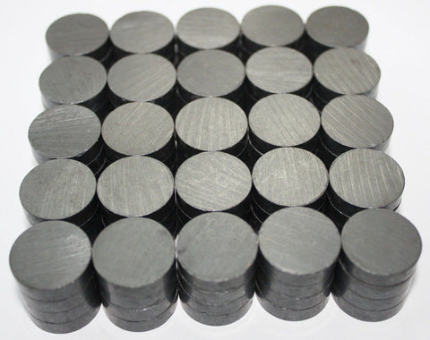X-bet MAGNET - Ceramic Industrial Magnets - Round Disc - Ferrite Magnets Bul... - Chickadee Solutions - 1