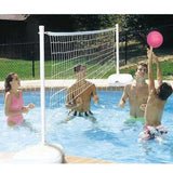 Dunn Rite Aqua Volly Portable Pool Volleyball Set - Chickadee Solutions - 1