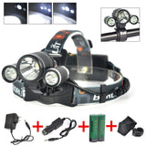 Best LED Headlamp Flash Light - Waterproof Super Bright Head Flashlight & Whi... - Chickadee Solutions - 1