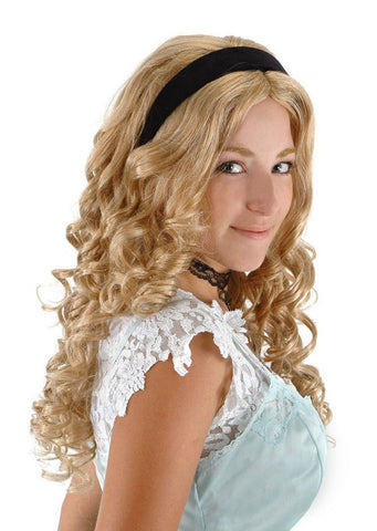 Elope Women's Alice In Wonderland Movie - Alice Wig Adult Multicoloured elope - Chickadee Solutions