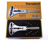 TimewheelTWJAXA2 Back Opener Wrench for Large Waterproof Watch-Cases With 4 S... - Chickadee Solutions - 1