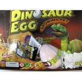 Hatching Dinosaur In Egg Case Pack 12 - Chickadee Solutions