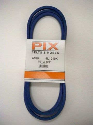 "1/2"" X 101"" Pix Kevlar Corded Belt Use For Craftsman Poulan Husqvarna 429636 ... - Chickadee Solutions - 1"