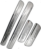 Sunroadway 4 Door Stainless Steel Scuff Plate Door Sill Entry Guard for Honda... - Chickadee Solutions - 1