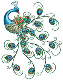 Regal Art & Gift Pretty Peacock Wall Decor - Chickadee Solutions